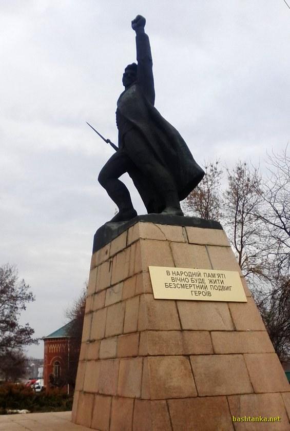 """На Миколаївщині не погоджуються з демонтажем """"Синів Баштанської республіки"""""""