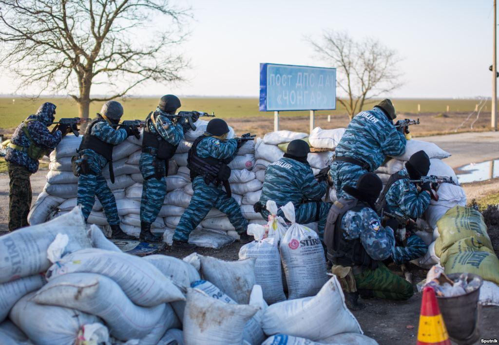 Хроніки окупації Криму: 1 березня, за крок від війни - фото 19