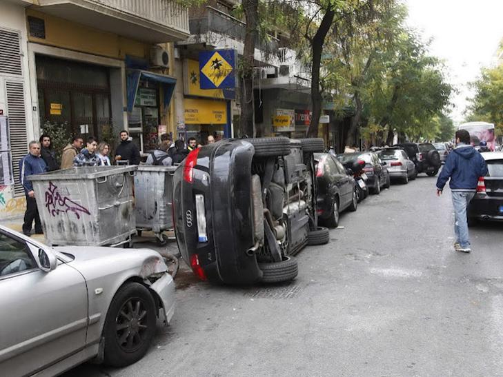30 суворих покарань для тих, хто паркується, як мудак - фото 7