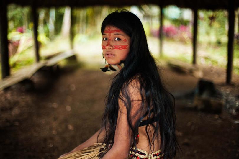 Як виглядають найгарніші жінки з різних куточків світу  - фото 12