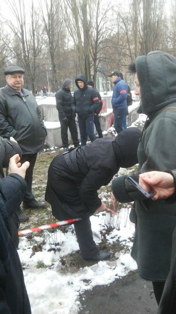 Кияни оголосили війну черговому будівництву під прикриттям депутата Кличка - фото 1