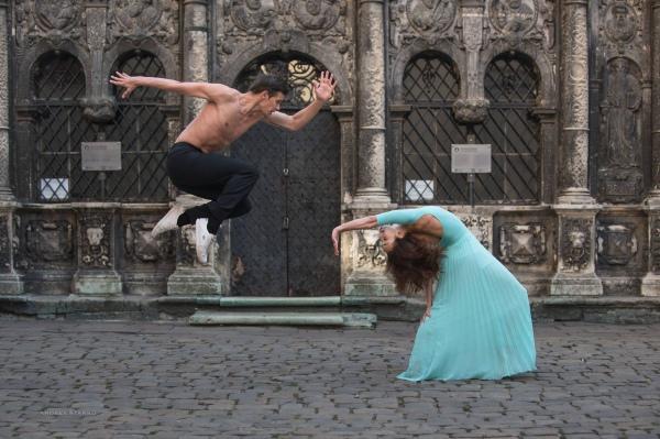 Українські танцівники долучилися до міжнародного проекту Ballerina  - фото 4