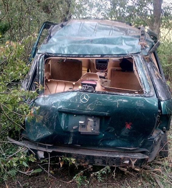 На Донеччині у ДТП загинув голова райадміністрації - фото 2