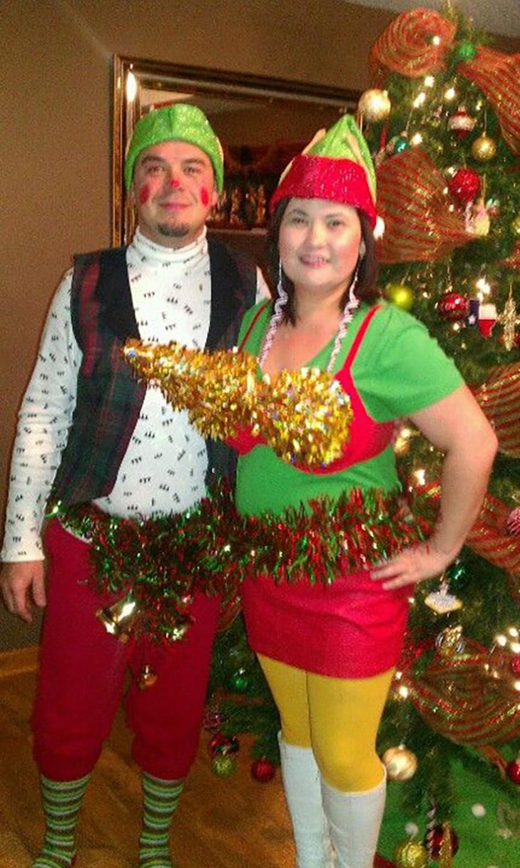 ТОП ідіотських новорічних костюмів - фото 12