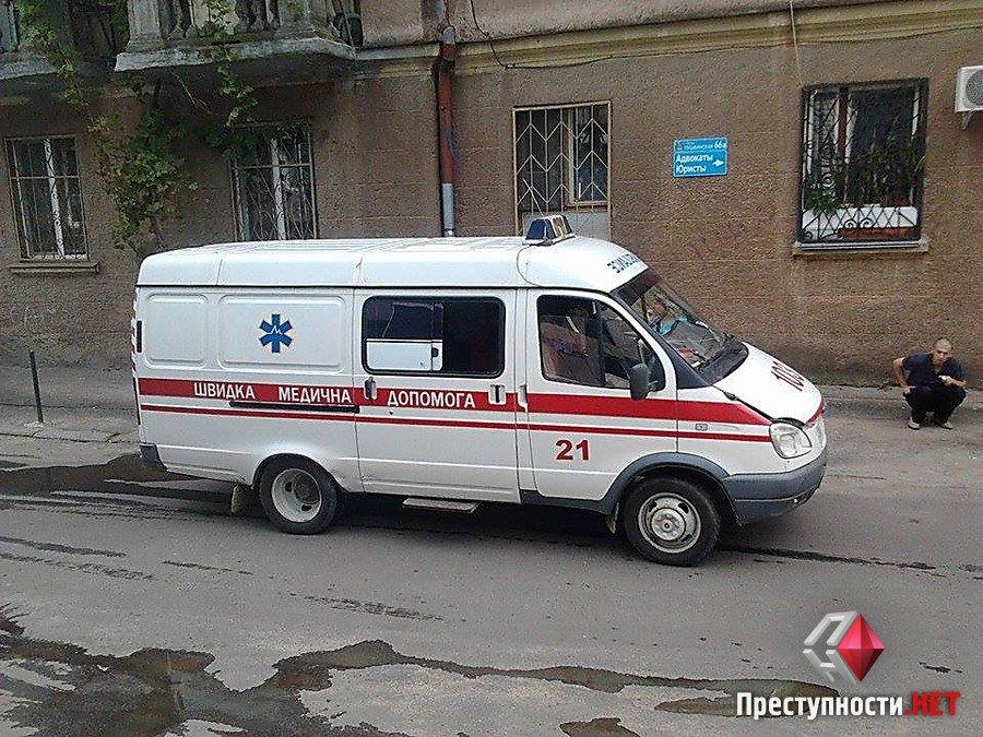 Подробиці кривавого протесту у Миколаївському суді - фото 3