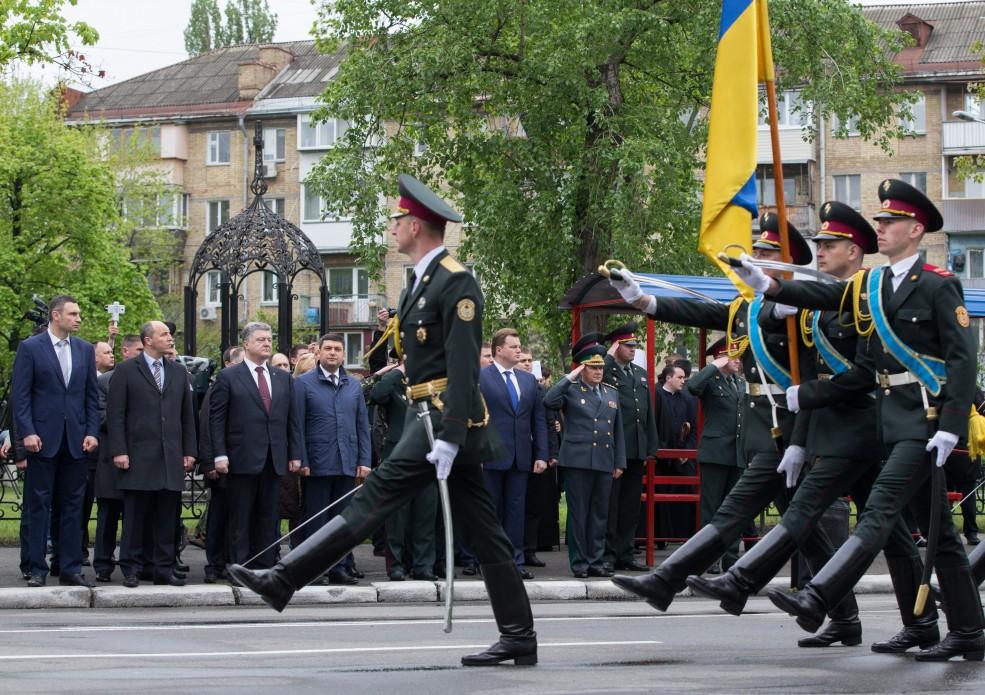 Перші особи держави вшанували ліквідаторів та жертв Чорнобильської катастрофи - фото 4
