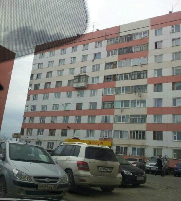 ТОП-20 балконів, володарі яких плювали на оточуючих - фото 8