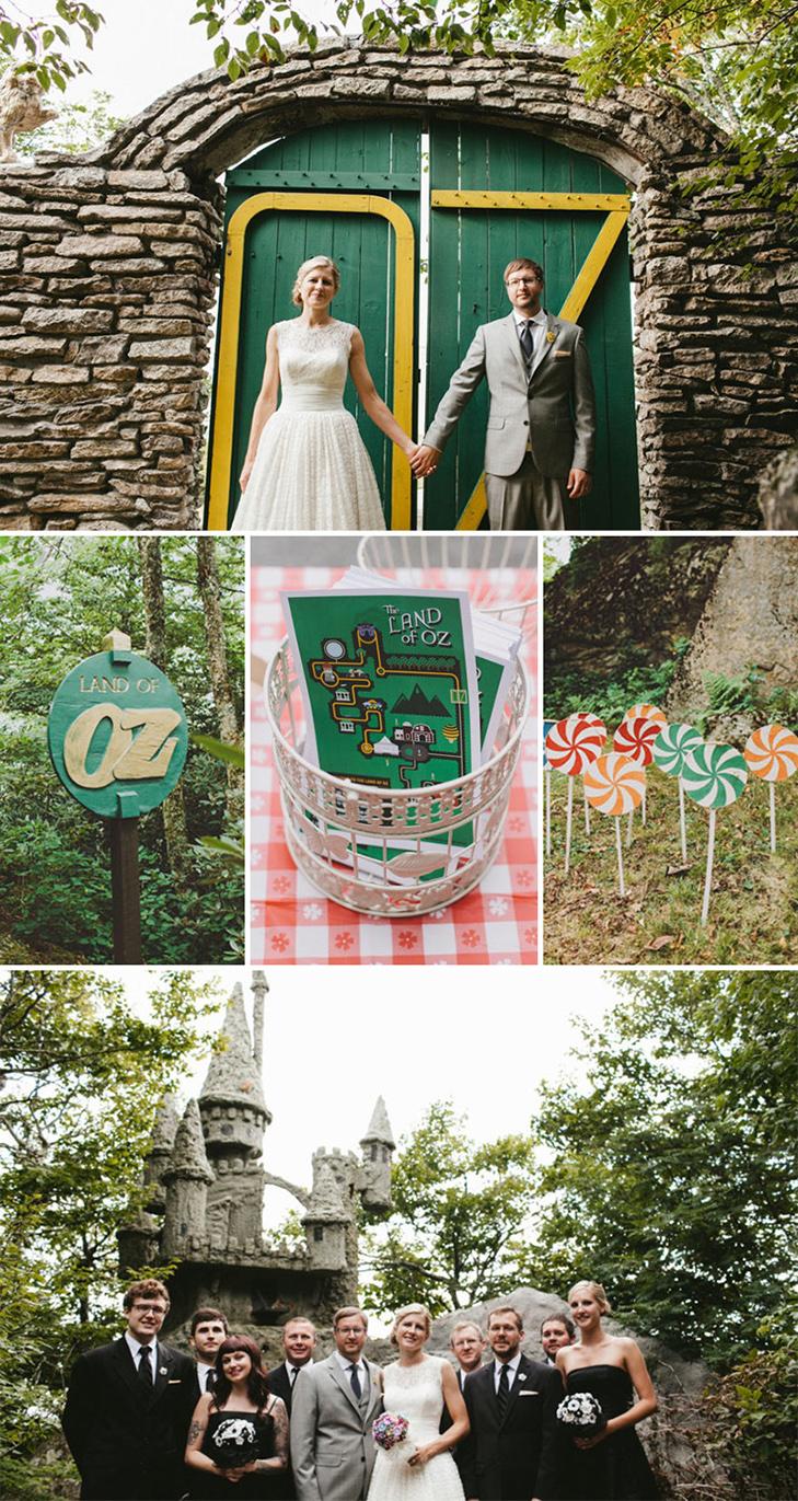 20 найкрутіших тематичних весіль - фото 15