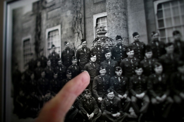Як через 70 років ветеран Другої світової війни знайшов кохану - фото 3