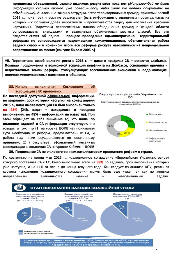 Регіонали написали план виборчої кампанії (ДОКУМЕНТ) - фото 9