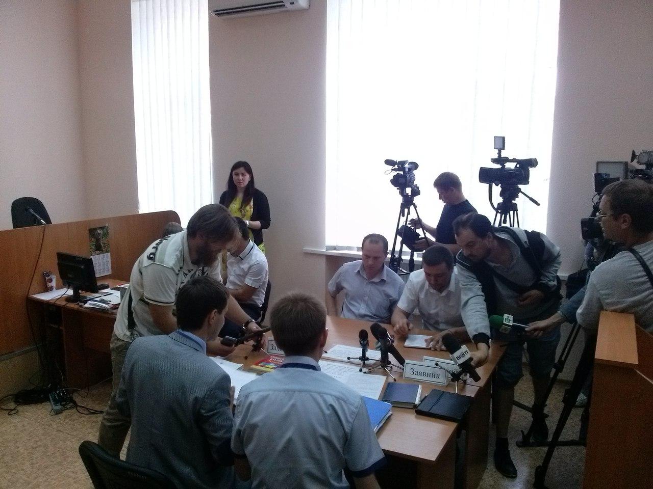 У Харкові в Апеляційний суд не доставили підозрювану в сепаратизмі комуністку  - фото 1