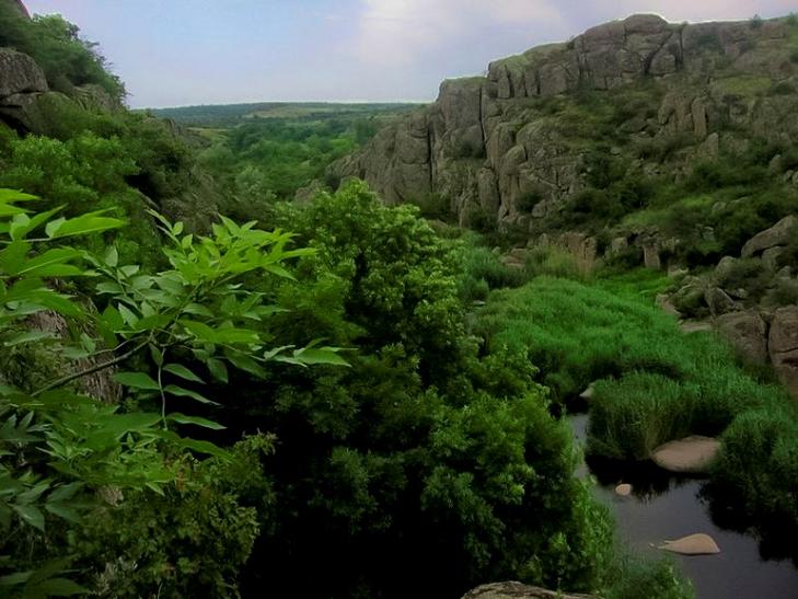 ТОП-5 каньонів України, від яких захоплює дух - фото 3