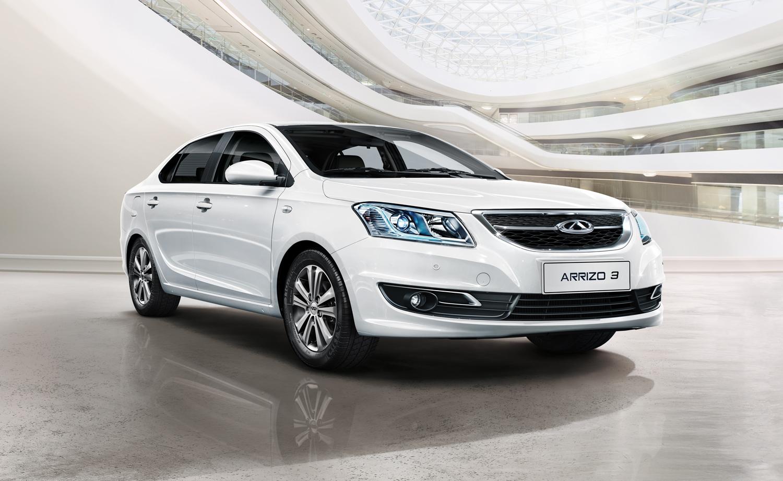 Менше місяця залишається до української прем'єри трьох нових моделей Chery: Arrizo 3, Arrizo 7 і Tiggo 5! - фото 1