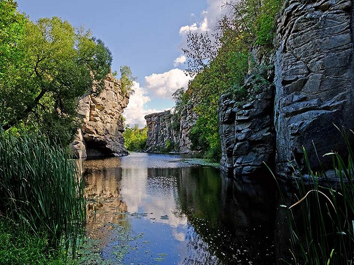 ТОП-5 каньонів України, від яких захоплює дух - фото 2