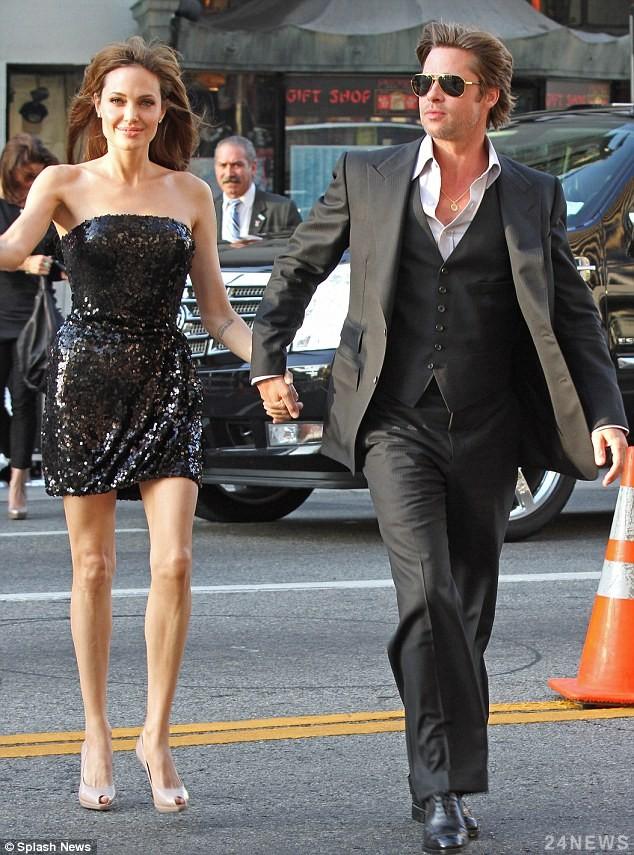 Пітт хоче розлучитися з Джолі через її катастрофічне схуднення - фото 1