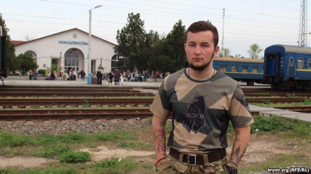 """Бійці """"Азову"""" розпочали цілодобове патрулювання Херсонщини - фото 2"""