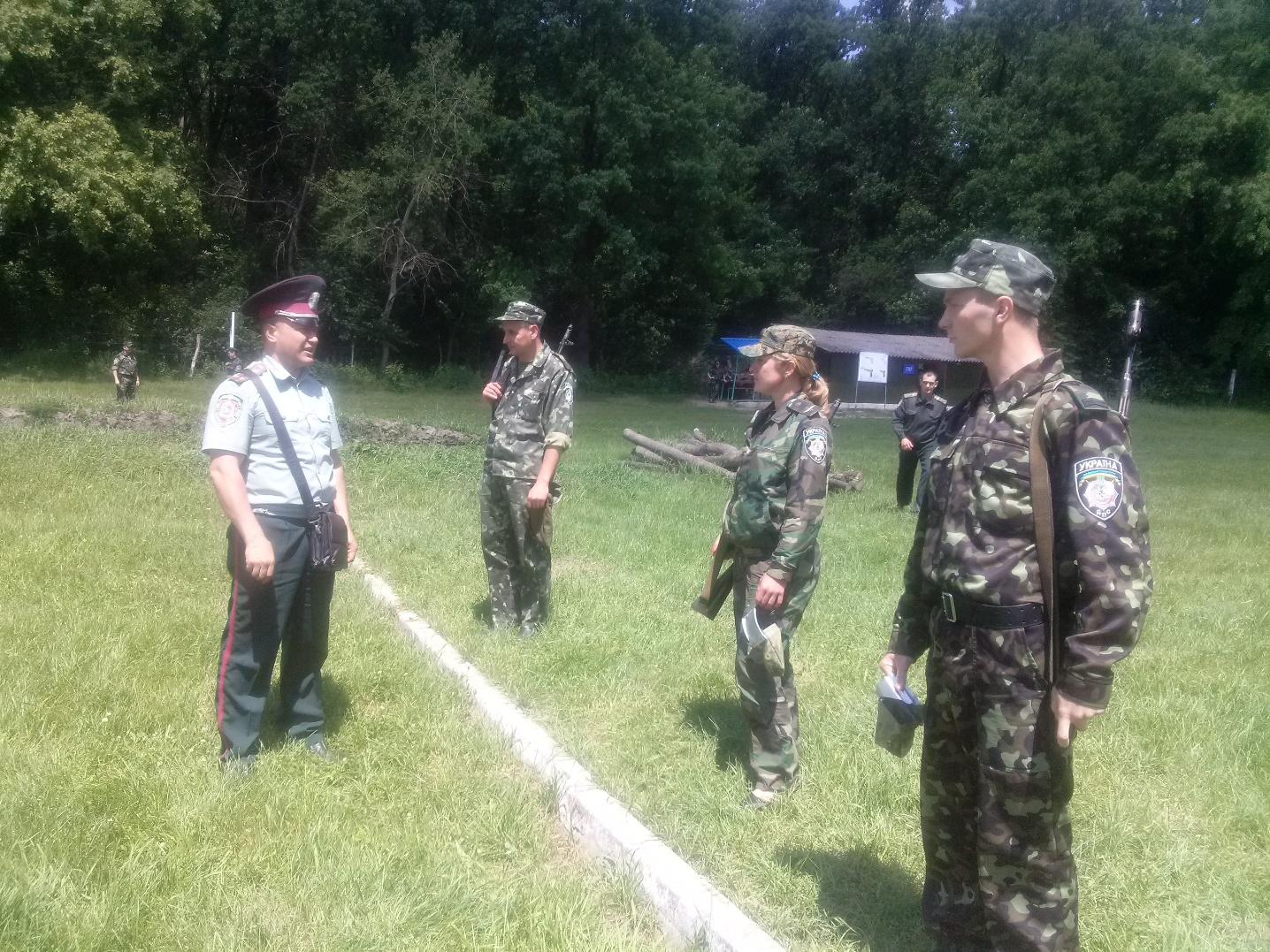 Харківські тюремники влаштували стрілянину  - фото 2