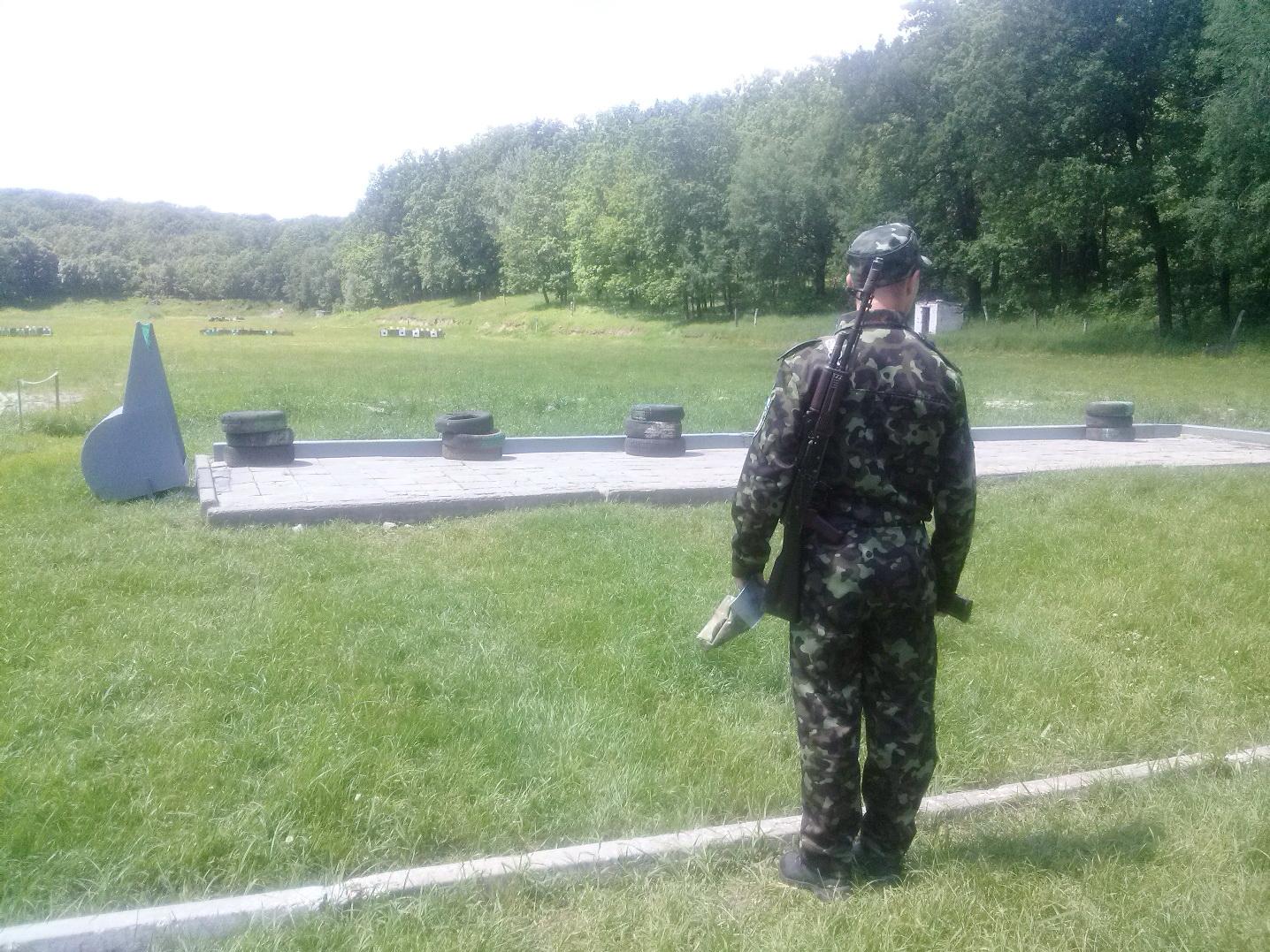 Харківські тюремники влаштували стрілянину  - фото 1