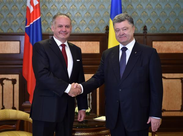 """Порошенко: Словаччина допомогла зупинити монополію """"Газпрому"""" - фото 1"""