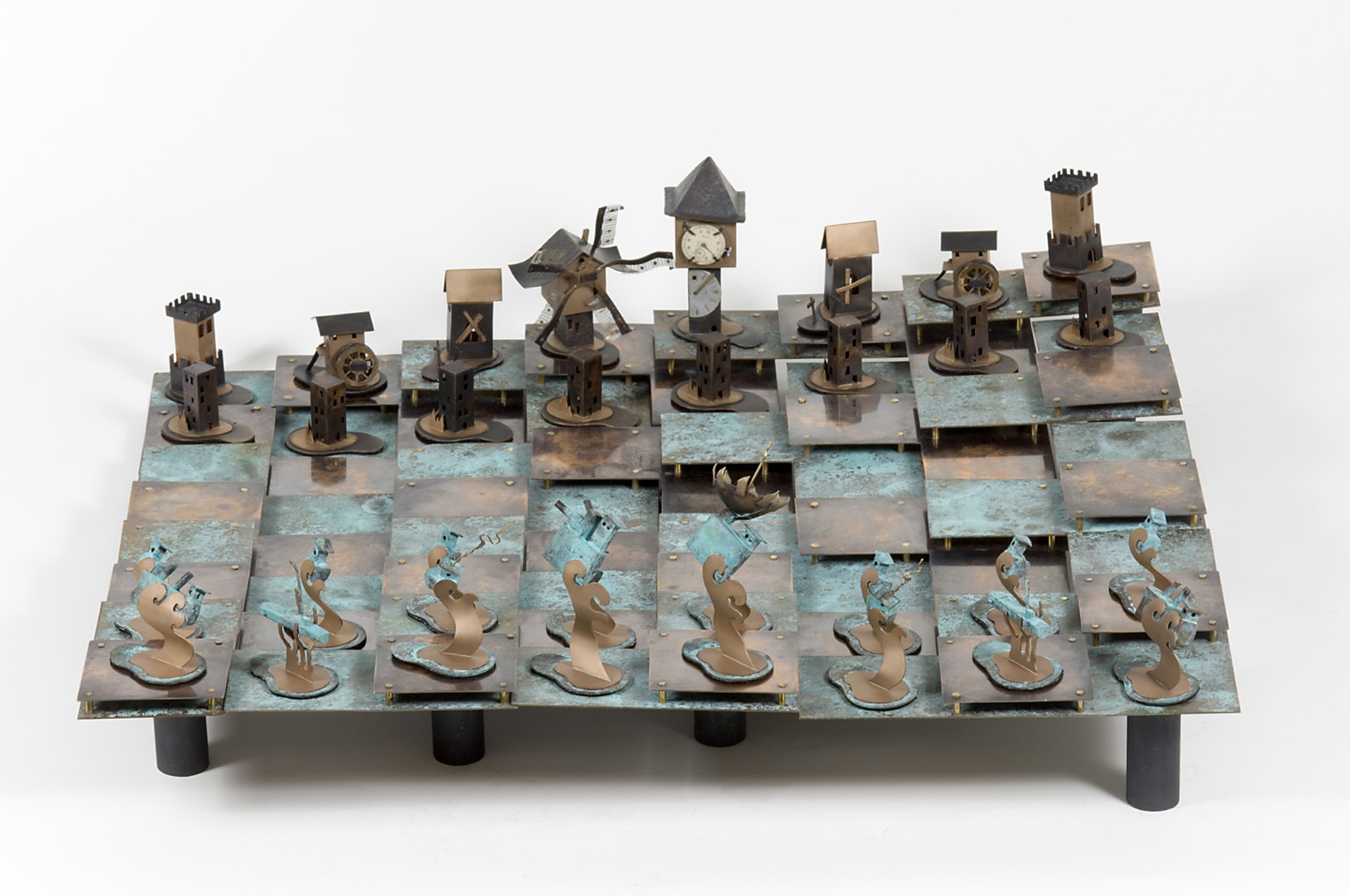 Секс богів і Порошенко-офіцер: ТОП-10 незвичних шахів - фото 10