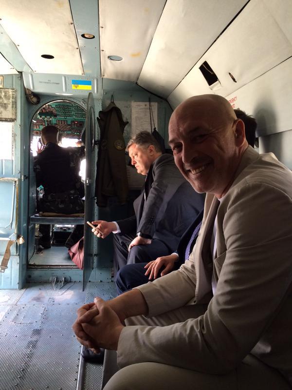 Тука підтвердив своє призначення на посаду губернатора: летить з Порошенком у Сєвєродонецьк - фото 2