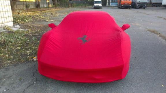 Столичні поліцейські відправили на штрафмайданчик Ferrari - фото 1