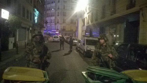 Вибухи у Франції: 35 осіб загинуло, ще 100 перебувають у заручниках - фото 1