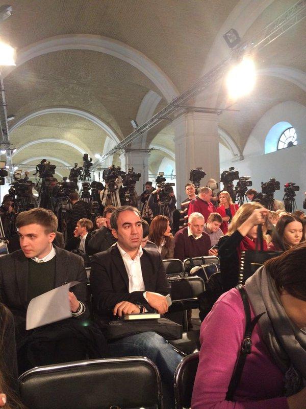 Порошенко дає підсумкову прес-конференцію (ТРАНСЛЯЦІЯ) - фото 1