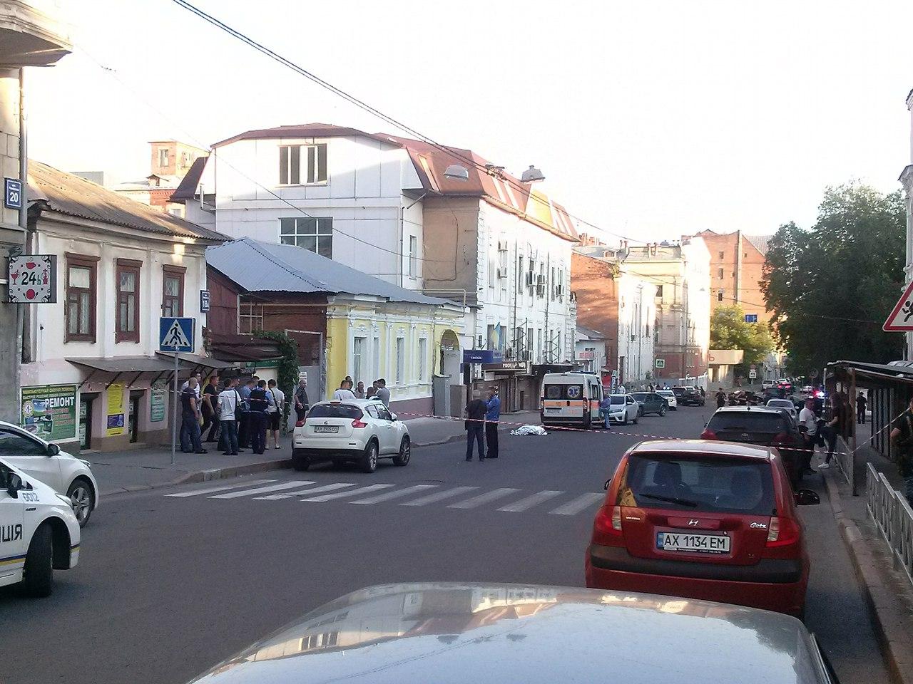 У центрі Харкова сталося вбивство - фото 2