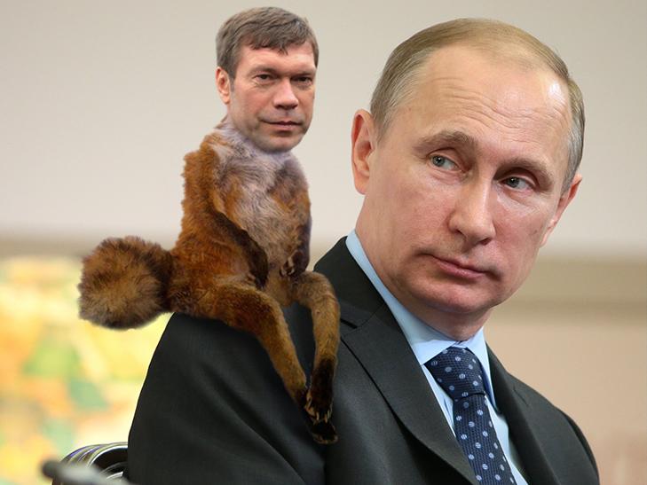Як Царьов в Держдуму Росії ходив (ФОТОЖАБИ) - фото 3