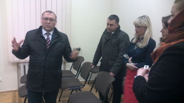 У Вінниці відкрився Центр допомоги бійцям АТО - фото 3