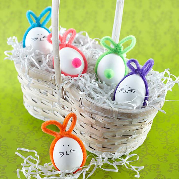 35 креативних ідей для Великодніх яєць - фото 17