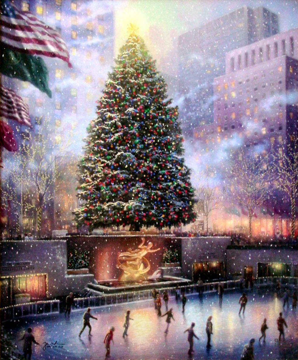 Дивовижні різдвяні картини, які створять святковий настрій  - фото 10