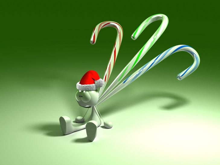 """Топ-20 несподіваних різдвяних """"шпалер"""" для робочого столу - фото 14"""