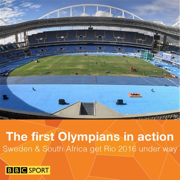 Олімпійські ігри-2016 стартували - фото 1