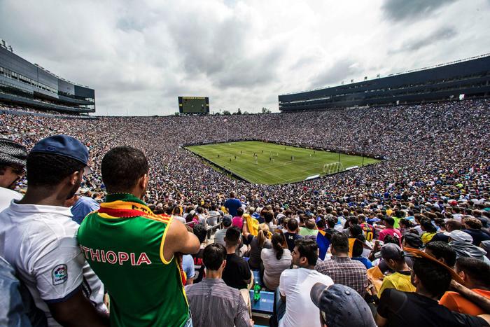 """Як """"Реал"""" та """"Челсі"""" зібрали неймовірну кількість глядачів в США - фото 1"""