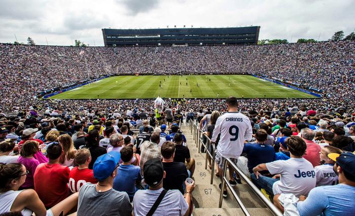 """Як """"Реал"""" та """"Челсі"""" зібрали неймовірну кількість глядачів в США - фото 2"""