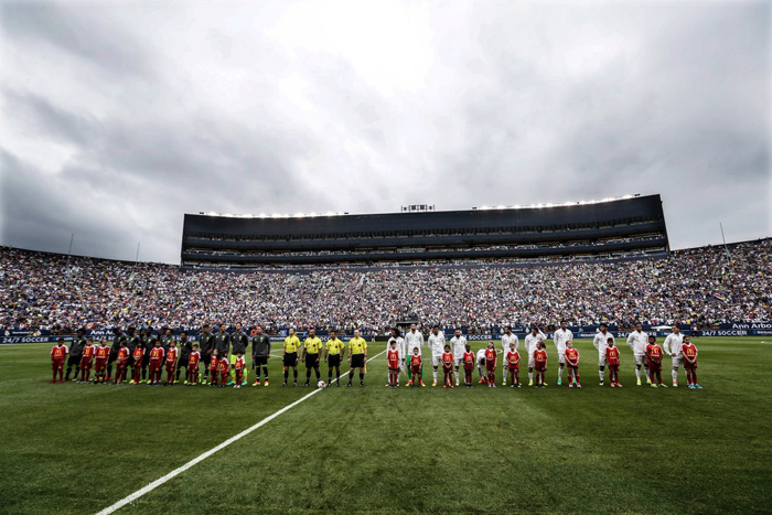 """Як """"Реал"""" та """"Челсі"""" зібрали неймовірну кількість глядачів в США - фото 3"""