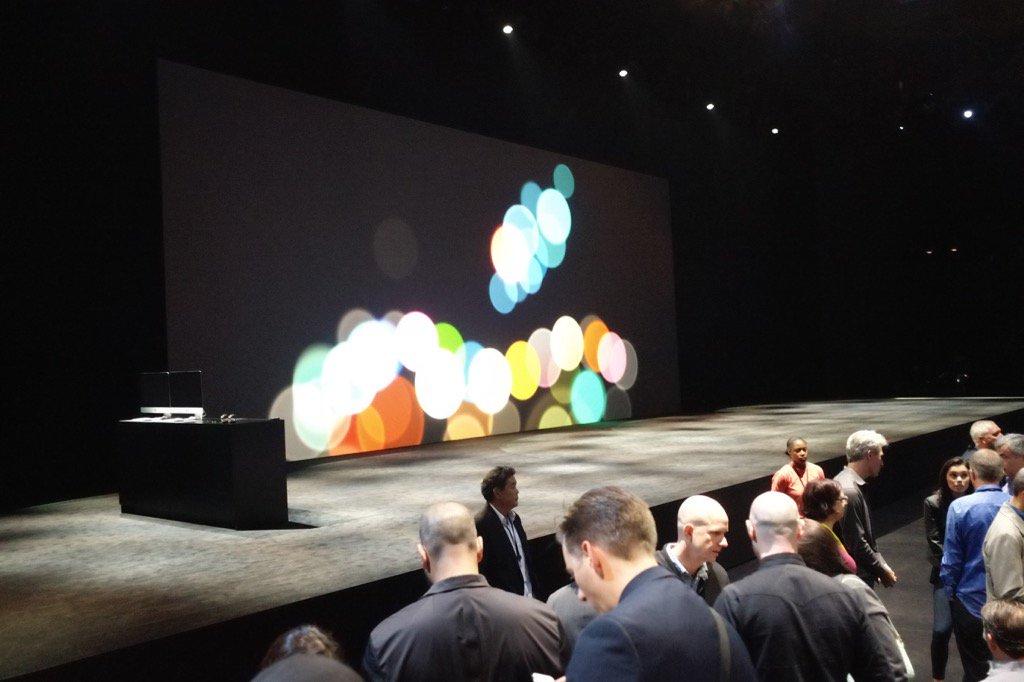 В США розпочалася презентація iPhone 7 - фото 1