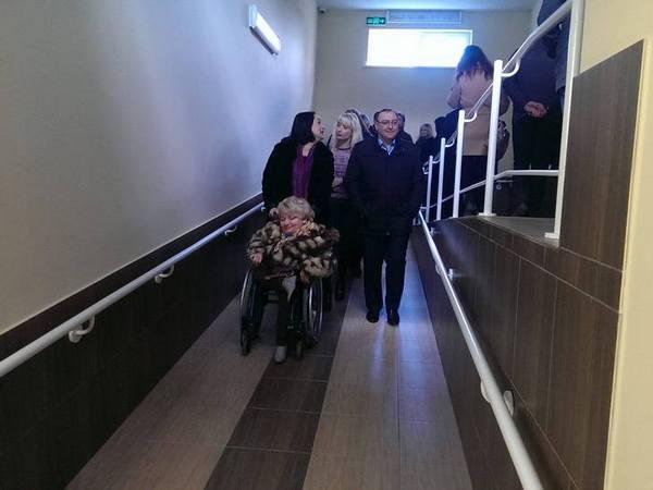 У Вінниці відкрили надсучасний реабілітаційний центр для людей з особливими потребами  - фото 2