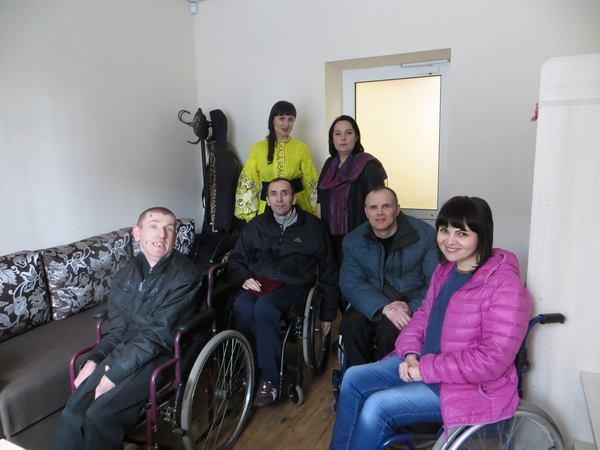 У Вінниці відкрили надсучасний реабілітаційний центр для людей з особливими потребами  - фото 4