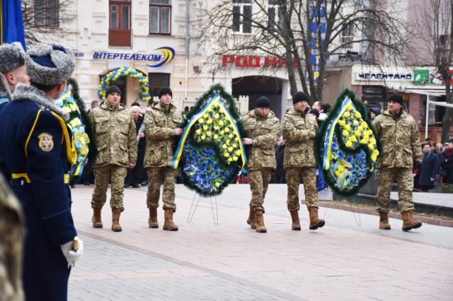 У Вінниці відзначили 72-у річницю визволення міста від фашистських загарбників - фото 4