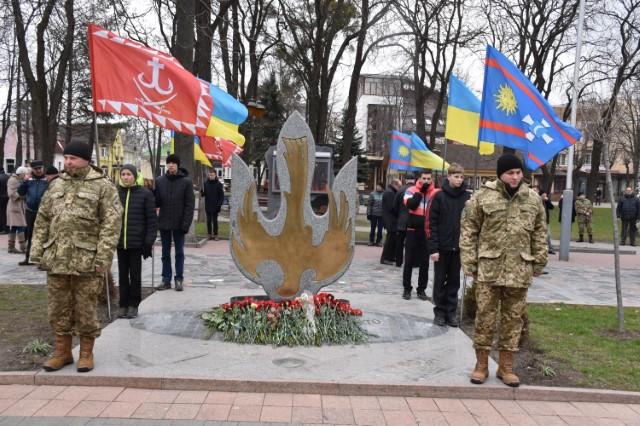 У Вінниці відзначили 72-у річницю визволення міста від фашистських загарбників - фото 1