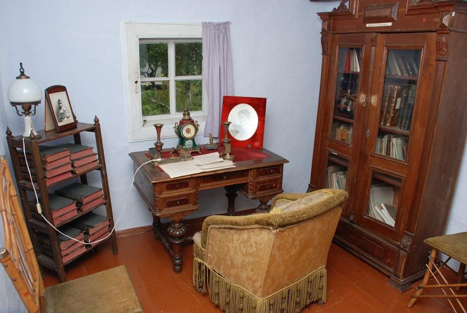 На Вінниччині реконструюють музей академіка Заболотного - фото 1
