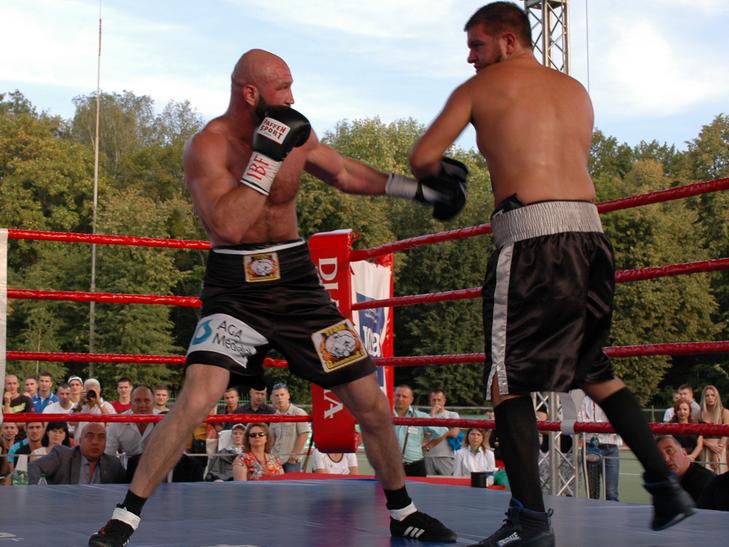 Вінницький боксер отримав титул чемпіона Європи - фото 1