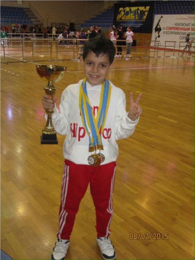 У Харкові юному чемпіону потрібна термінова допомога - фото 1