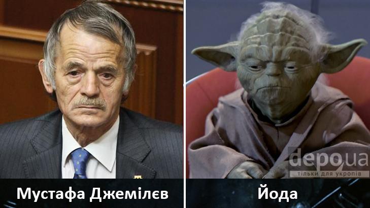 Політики та Зоряні Війни - фото 1
