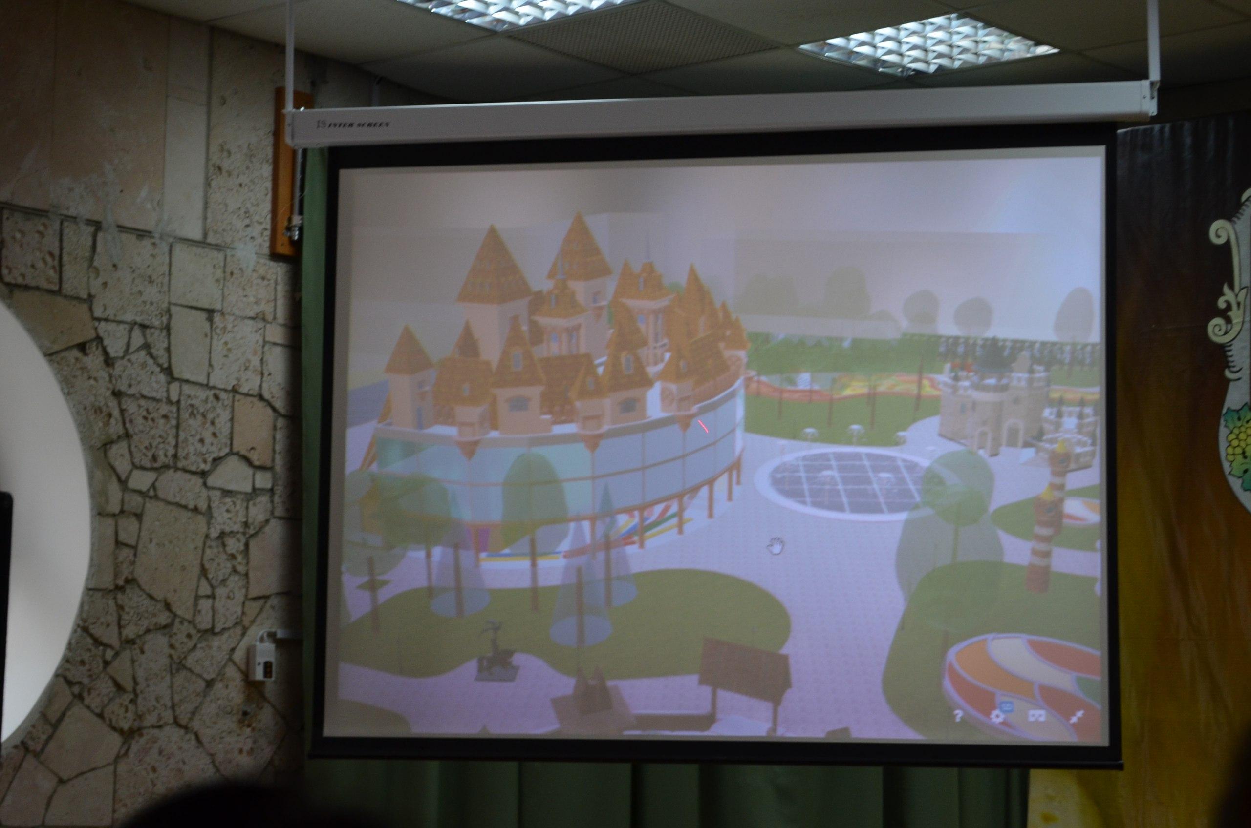 """Залізниця, піратский корабель і рощирення території: миколаївцям представили концепцію розвитку """"Казки"""""""