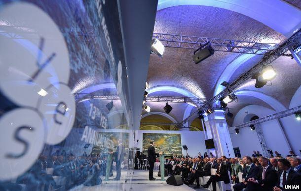 Порошенко: Украина небудет торговать Крымом ради Донбасса