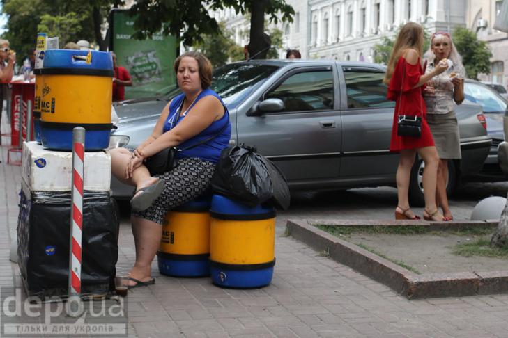 15 фотографій про те, що Київ неможливий без вуличної їжі - фото 6